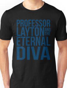 Professor Layton & The Eternal Diva T-Shirt