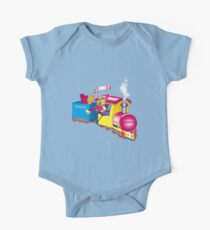 train and car Kids Clothes