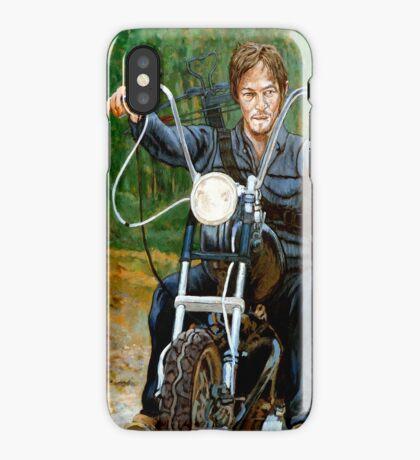 Ride, Don't Walk iPhone Case
