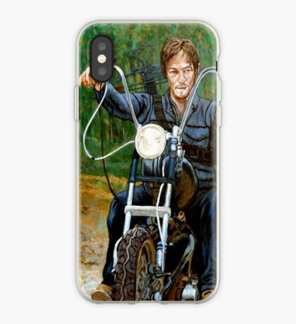 Ride, Don't Walk iPhone Case
