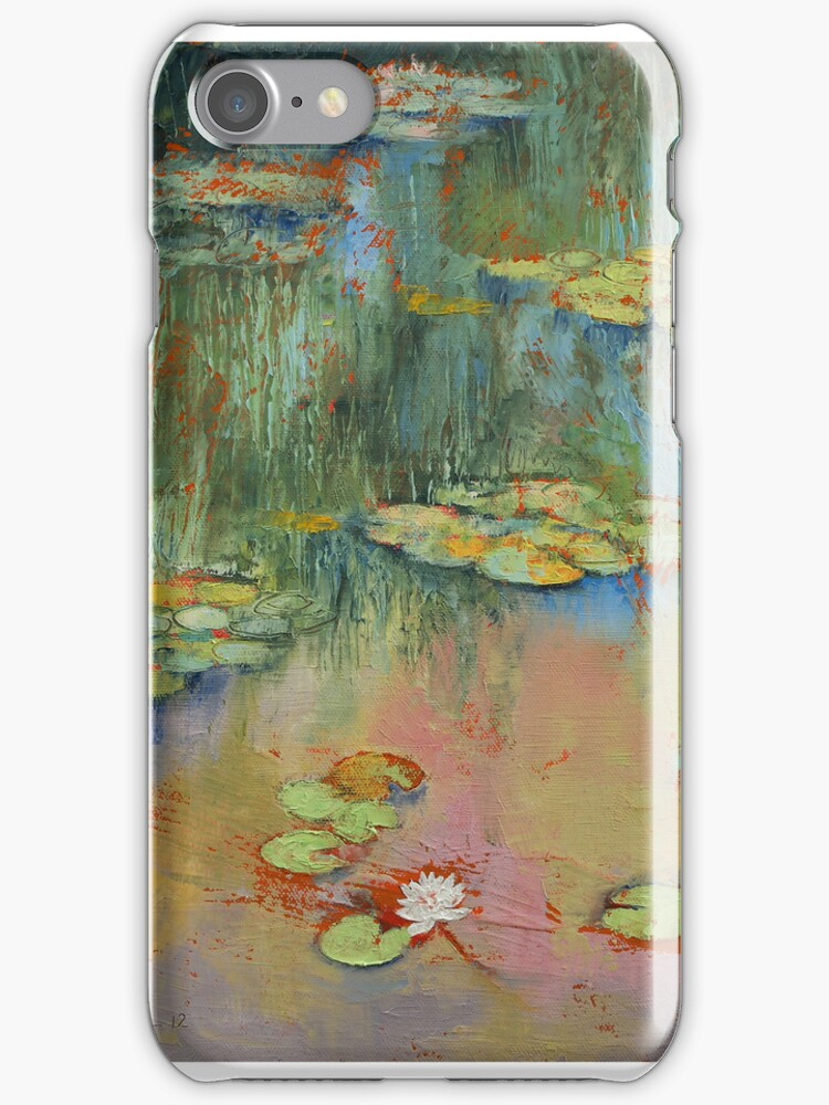 Water Lily by Michael Creese