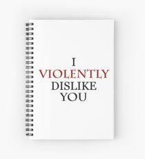 Buffy  Spiral Notebook