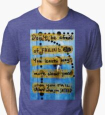 Failing. Tri-blend T-Shirt