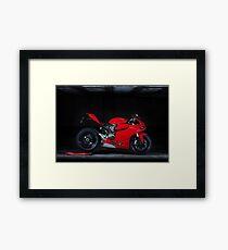 Ducati 1199 Panigale Framed Print