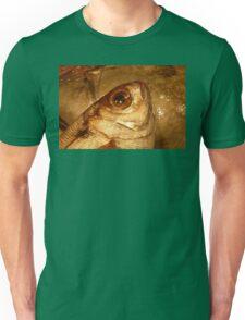 FISH PORTRAIT Unisex T-Shirt