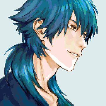 Aoba Pixel by Makiechan
