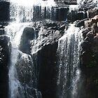 Waterfall by Wolska