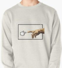 Creation of humans Pullover