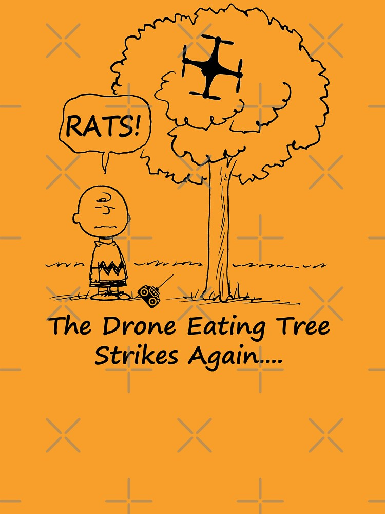The Drone Eating Tree Strikes Again! by drquest