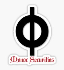 Monoc Securities Sticker