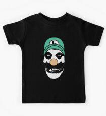 Misfit Luigi Kids Clothes