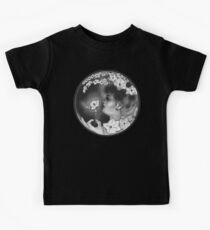 Woman in the Moon Kids Clothes