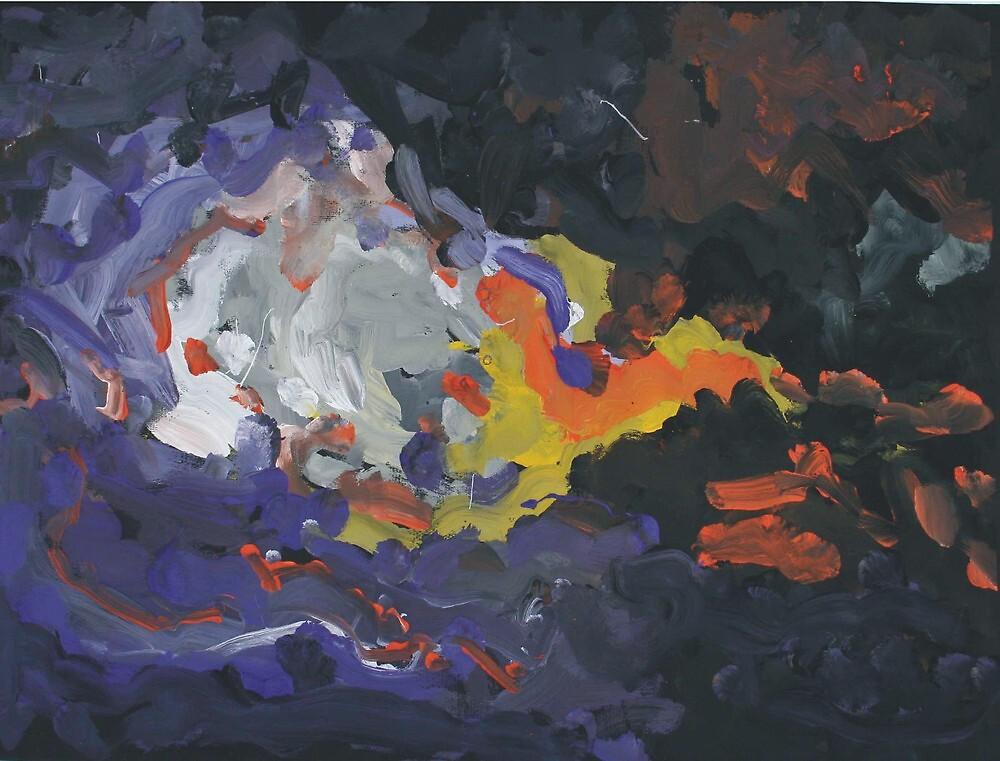 Seven feelings by drama of Job/Despair by Birute Nomeda Stankuniene