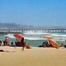 Beach by zzsuzsa