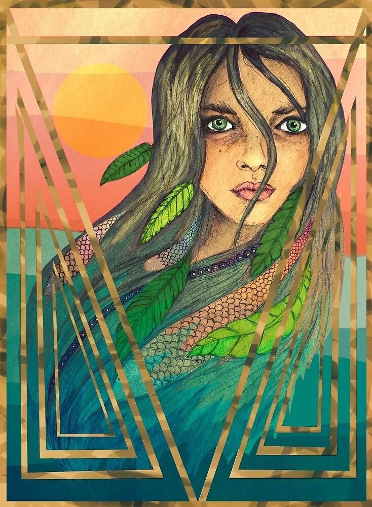 TuCamino Maiden by Maia Walczak