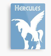 Hercules Metal Print