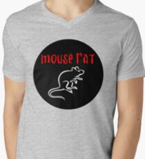 MOUSE RAT - The Band is Back in Town! Men's V-Neck T-Shirt