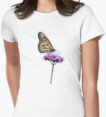 Monarch on mauve t-shirt/leggings/merchandise T-Shirt