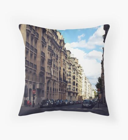 Avenue Bosqet Throw Pillow