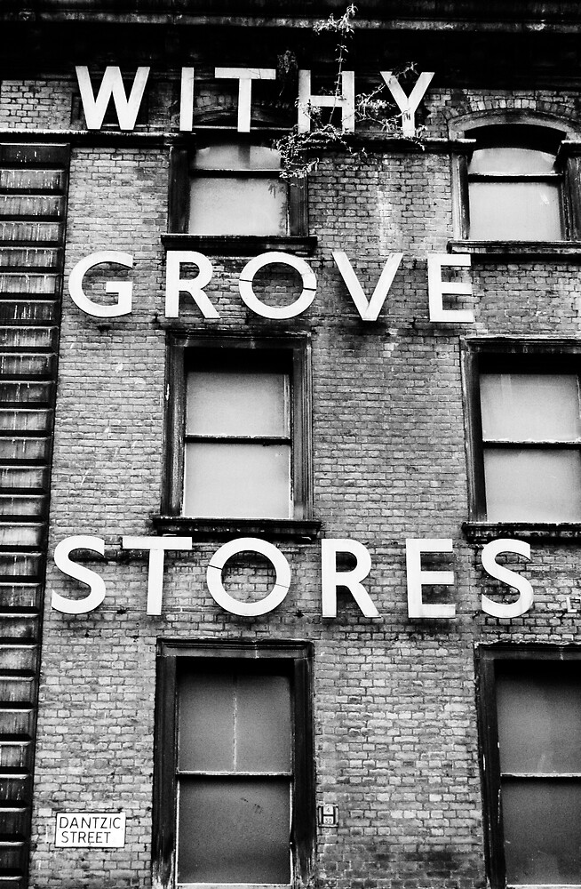 Withy Grove Stores by Darren Taylor