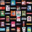 NDVH 80s Junk Food by nikhorne