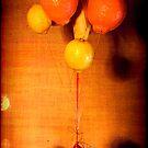 Orange still life by andreisky
