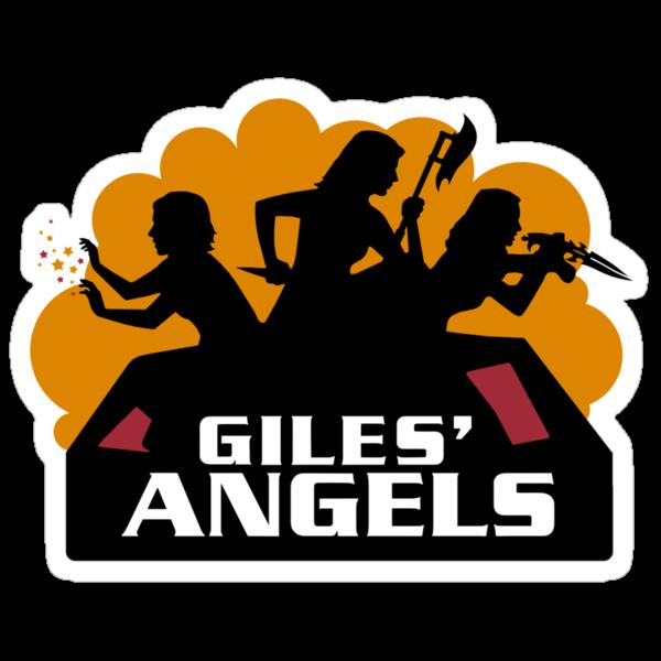 Gile's Angels by jaketheviking0