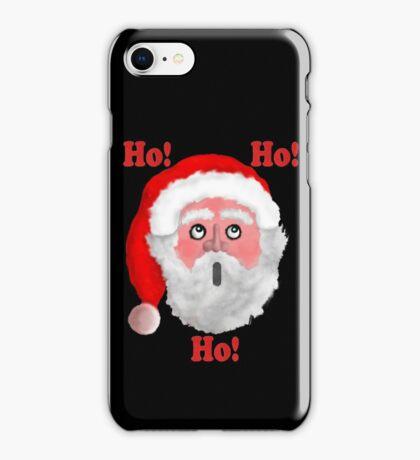 Ho!-Ho!-Ho! iPhone Case/Skin