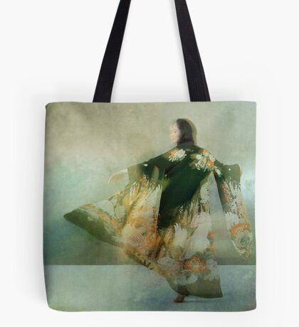 Go for the moon. If you don't get it, you'll still be heading for a star. Tote Bag