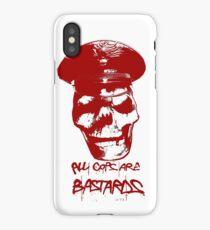 ACAB RED iPhone Case/Skin
