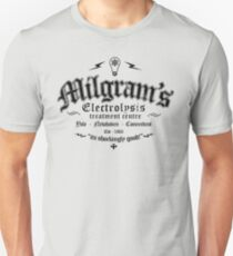 Milgrams Electrolysis Unisex T-Shirt