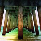 Pier Strength by Sharon Woerner