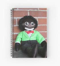 Adorable Golly all Dolled Up Spiral Notebook