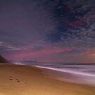 West Coast twilight by Paul Mercer