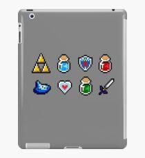 Zelda Items iPad Case/Skin