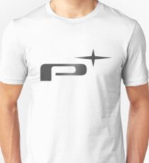 Platinum Chrome Inverted T-Shirt