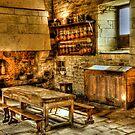 A kitchen ... by jean-jean