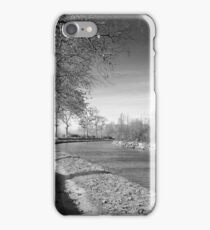 Into the light. iPhone Case/Skin