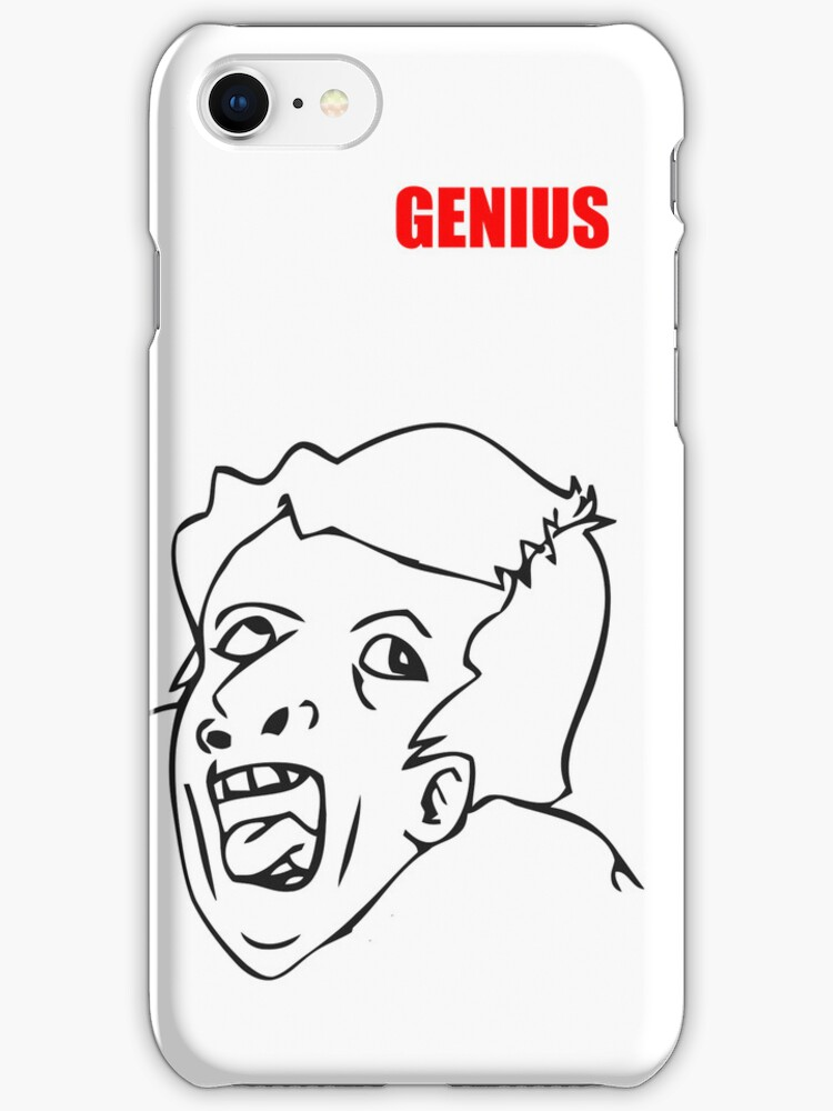Genius! by darrencp