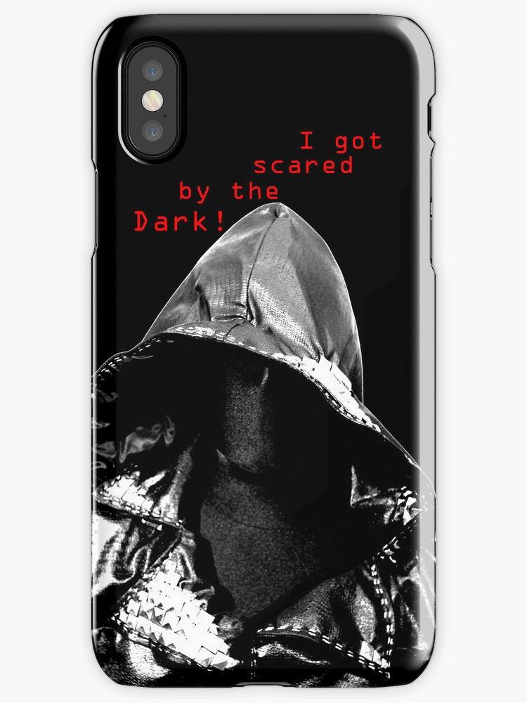 I got scared by the Dark! by lizardgirl