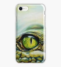 Gator iPhone Case/Skin