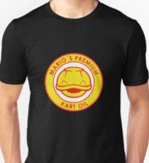 Mario's Premium oil. Unisex T-Shirt