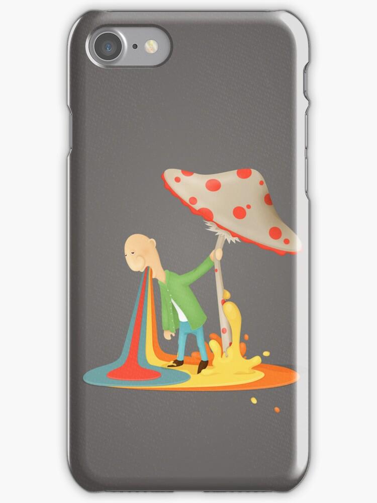 creative mushroom by mmedusssa