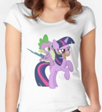 Twilight Women's Fitted Scoop T-Shirt