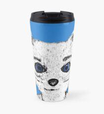 Silver Fox Travel Mug