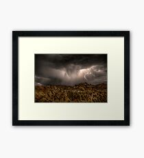 Electrical Framed Print