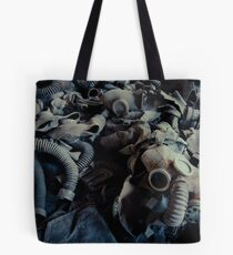 Attended by Shadows Tote Bag