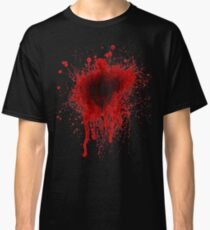 The Witcher 3 - Wild Hunt Blood Stain Classic T-Shirt