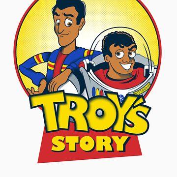 Troy's Story by studown