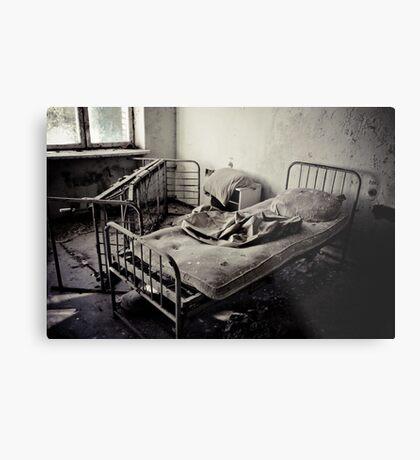 Bed #1 Metal Print